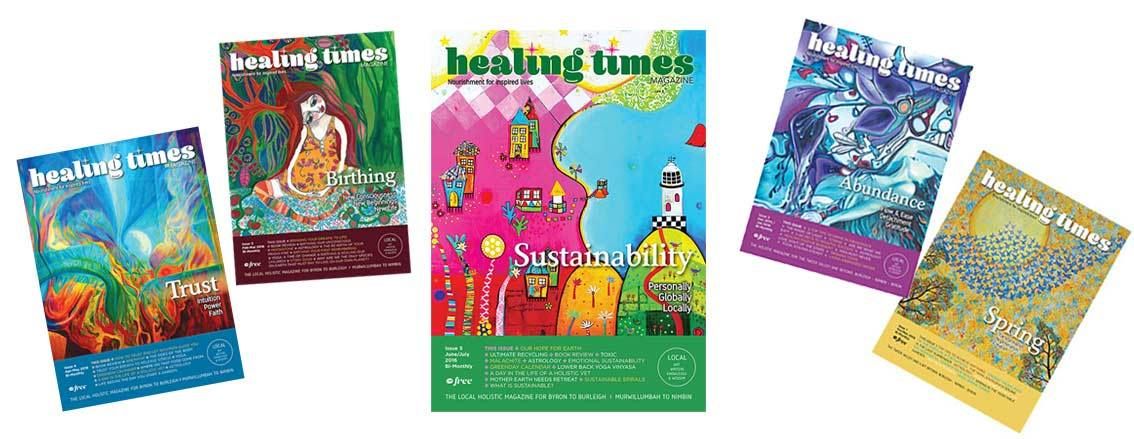 The Healing Times Magazine